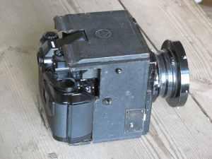 Thornton pentax camera